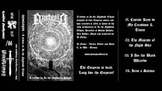 DYSTOPIA - The Majesty of the Nightsky (Emperor cover)