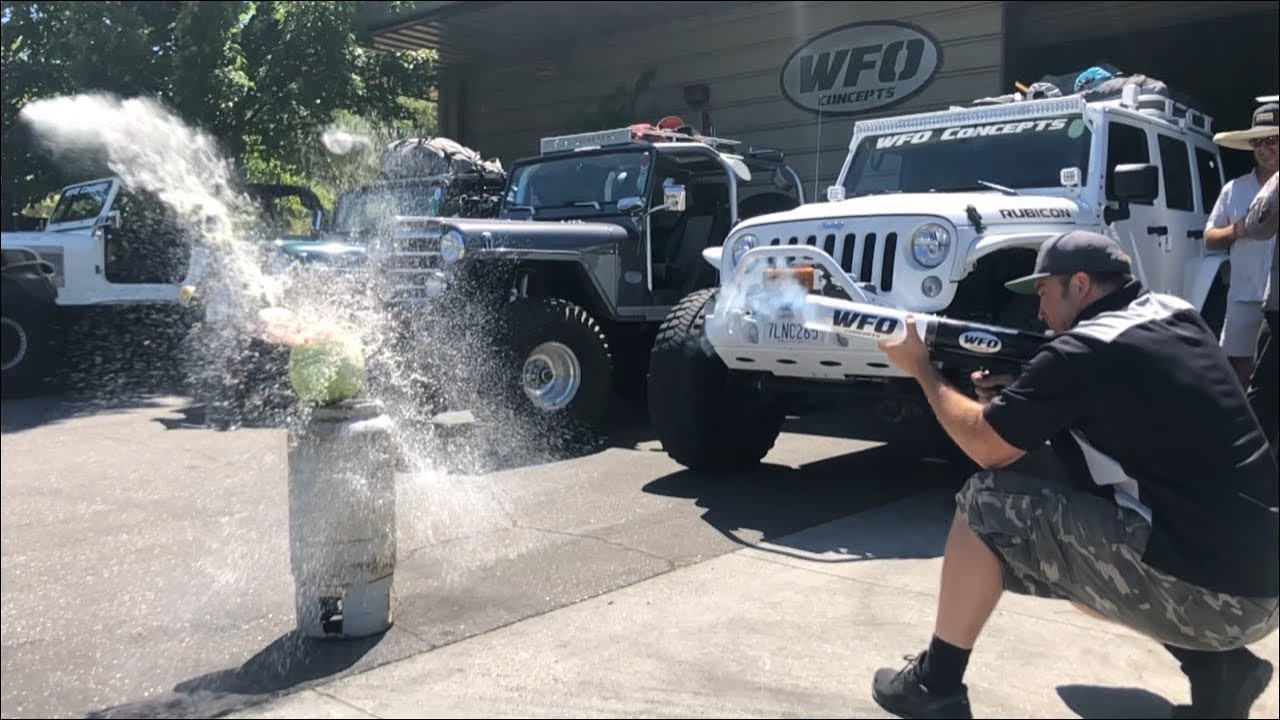 Jeepers Jamboree 2019 Wfo Style Youtube