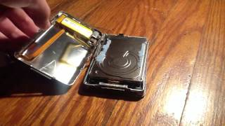 iPod classic hard drive replacement