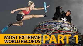 Most Extreme World Records Part 1
