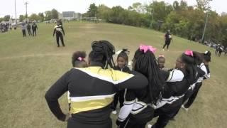 Trailer - Palmer Park/Landover Boys & Girls Club Tiger Cheerleaders October 24, 2015