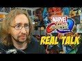 watch he video of REAL TALK: What's Going On w/Marvel Vs. Capcom Infinite