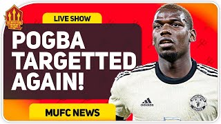 Pogba Can Go Says United Legend! Man Utd Transfer News