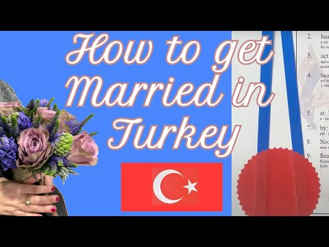 Is there any instructions how to get married in turkey 🇹🇷 Marriage in Turkey. Armchair Talks