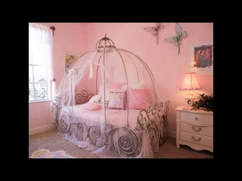 Beautiful Disney Princess Room Decorating Ideas