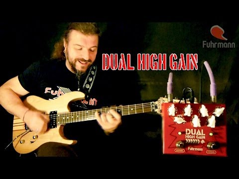 Fuhrmann Dual High Gain - X-Treme demonstração - De Ros
