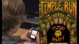 REAL LIFE TEMPLE RUN 2 VERY COMEDY MUST WATCH