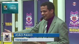 João Paulo   pronunciamento 03 12 2019