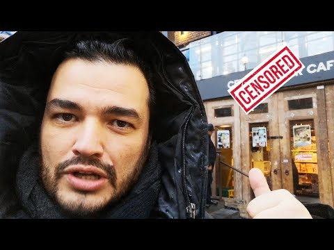 Camden Town'da Girişim Fikri Buldum! Londra Camden Town Vlog