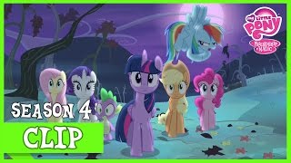 The Orchard Stakeout (Bats!) | MLP: FiM [HD]