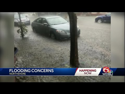 Downtown Covington neighbors frustrated over flooding