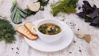 Куриный суп - Рецепты от Со Вкусом