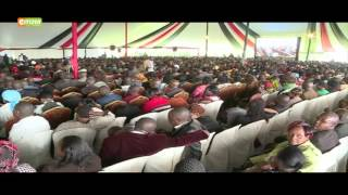VIDEO: Ukambani Politics: Why Kenyatta's Tour Was Cancelled