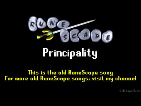 Old RuneScape Soundtrack: Principality