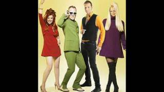The B 52's Too Much To Think About