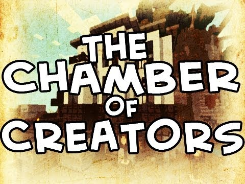 Minecraft |  The Chamber of Creators w/ Zeroyal and Gassy | Ep.1