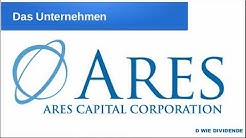 Ares Capital - 10% Dividende - Aktienvorstellung