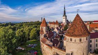 Эстония - старинные дома и замки(Панорамные фотографии с google maps в группе в контакте - Красивейшие места Европы http://vk.com/eutravel., 2016-07-03T17:24:44.000Z)