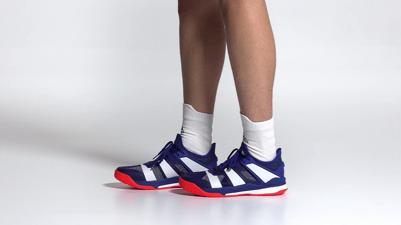 4c378221fa71 adidas Stabil X 2018 teremcipő - YouTube
