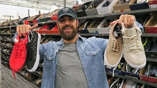 Shopping For SNEAKER STEALS At Nordstrom Rack!