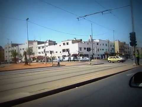 Maroc ville de sal hay essalam doovi for 9hab sala sidi moussa