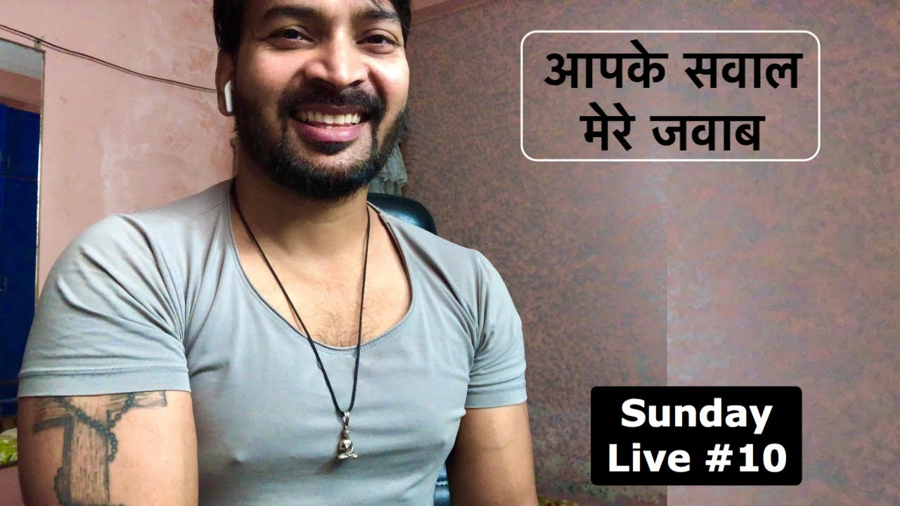 Sunday Live #10 with Healthy Syrus