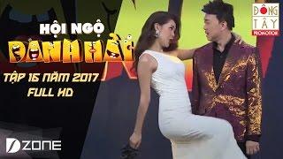 Hội ngộ danh hài 2017 I Tập 16 Full HD (25/3/2017)