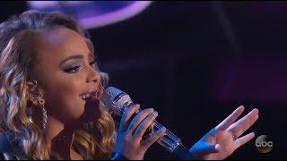 Jurnee - KISS on American Idol Video