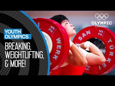 Download Youtube: Breaking dances its way to Buenos Aires, BMX, Weightlifting, Rugby & more! | Youth Olympic Games