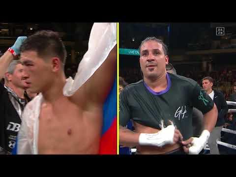 Лучшие моменты: Дмитрий Бивол — Ленин Кастильо | Мир бокса