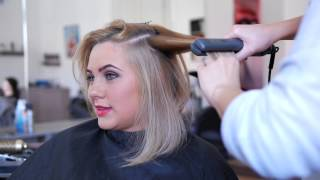 "Clip prezentare curs ""Coafura-Hair Styling"""