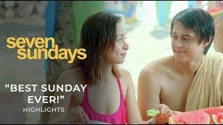 """""""Best Sunday ever!"""" 