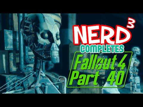 Nerd³ Completes... Fallout 4 - 40 - Lawnmower Kellogg
