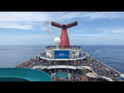 Sea Day Aboard Carnival Liberty