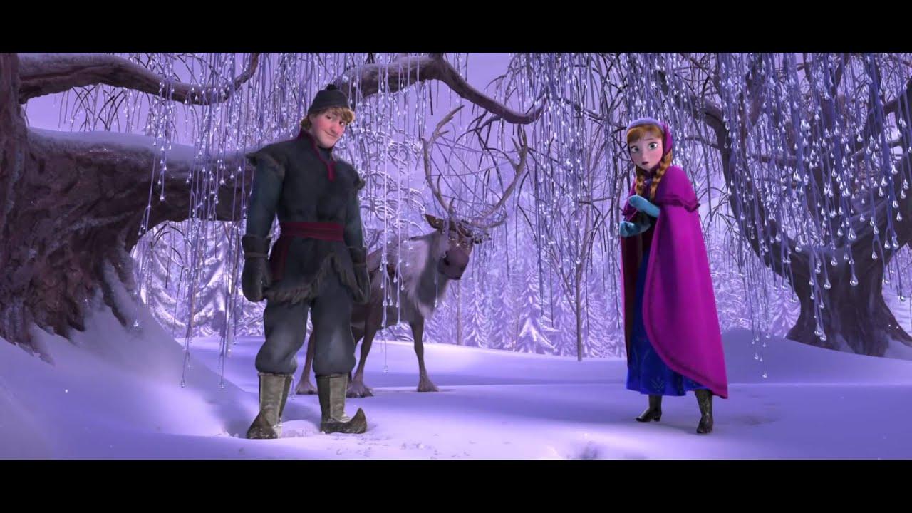 frozen il regno di ghiaccio film completo