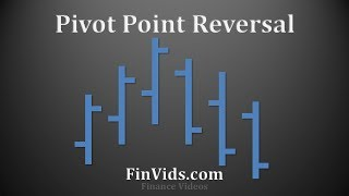 Pivot Point Reversal Bar Chart Pattern
