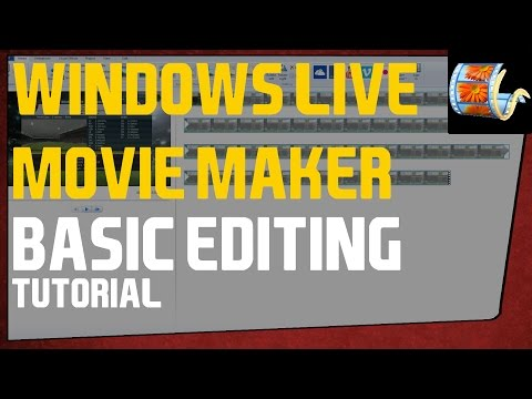 How To Edit A YouTube Video On Windows Live Movie Maker (Tutorial)