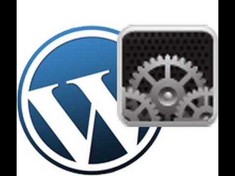 Управление WordPress