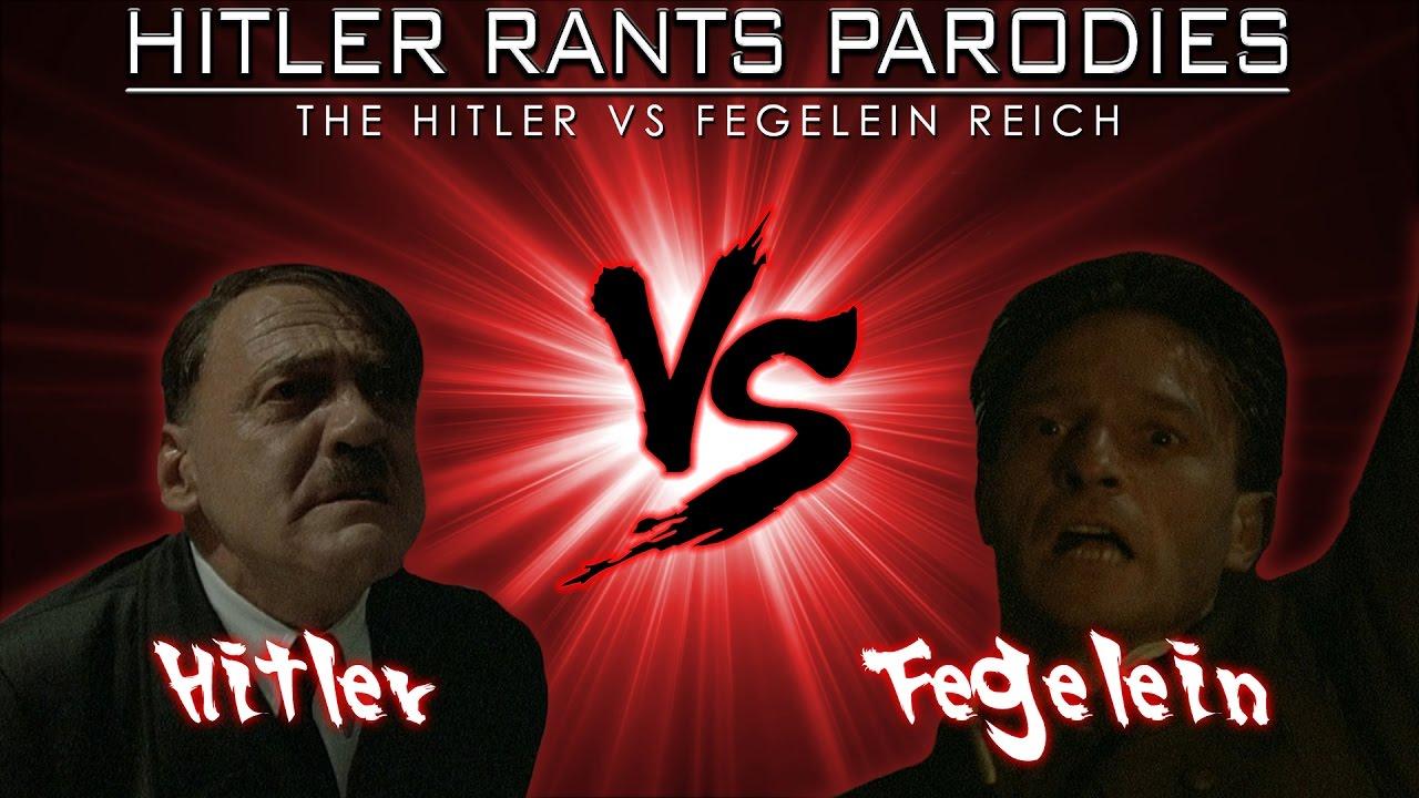 Hitler Vs Fegelein