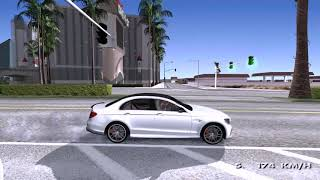 Mercedes Benz E63s W213 🔥 New GTA San Andreas 4K 60 FPS Download Free