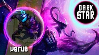 Thresh y Varus Dark Star - Nuevas Skins | League of Legends