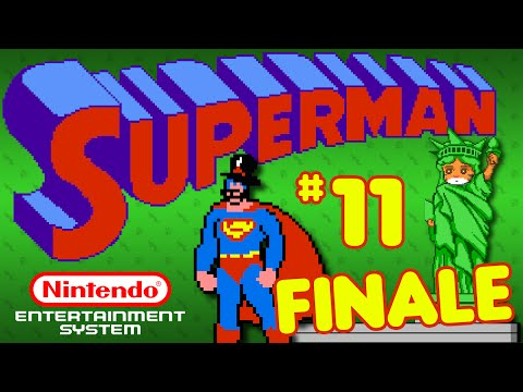Superman (NES) - Part 11: FINALE - Octotiggy