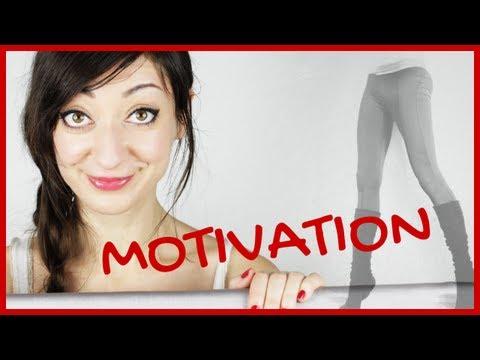 ♥ Fitness-Motivation ♥ So erreichst du deine Ziele mit Leichtigkeit