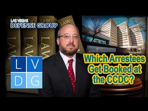 Clark County Detention Center - Las Vegas Jail Information
