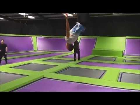 Bounce Boys Conquer Jump Giants