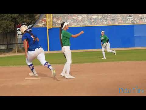 2017 California Cruisers Garcia Sievers Fastpitch Trave