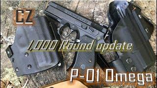 CZ P-01 Omega 1000 Round update
