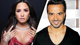 Demi Lovato Singing in Spanish in Sexy New Single with Luis Fonsi is EVERYTHING