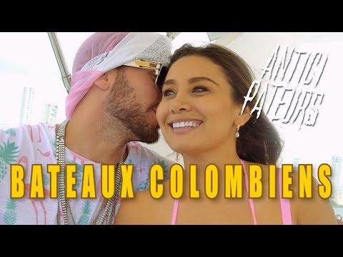 Youtube: Les Anticipateurs –«Bateaux Colombiens» feat. Xeryus Gittens (prod. Dave Luxe)