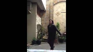 Hasya dance lagu  one direction perfect